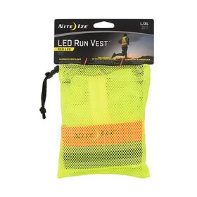 Nite Ize LED Run Vest Neon Yellow
